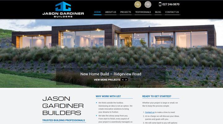 Jason Gardiner Builders