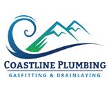 Coastline Plumbing Logo Circle