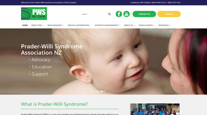 Prader-Willi Syndrome NZ